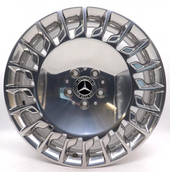 19Zoll Original Mercedes Maybach S-Klasse X222 W222 Alufelge A2224013700 HA D