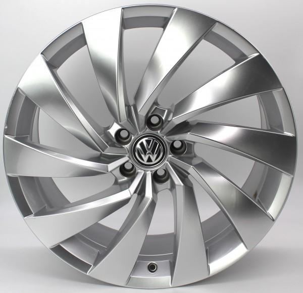 >TOP< 1x 20Zoll Original VW Arteon 3H R-Line Rosario Alu-Felge 3G8601025D