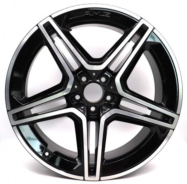 21Zoll Original Mercedes GLS X167 AMG Alufelge A1674017300 10x21 ET44 VA 2