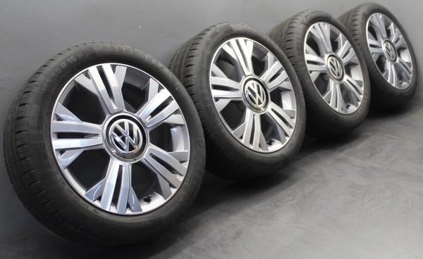TOP 4x 16Zoll Original VW Up Kalamata Sommerräder 1S0601025BA 185/50R16