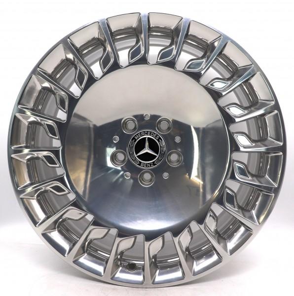 19Zoll Original Mercedes Maybach S-Klasse X222 W222 Alufelge A2224013700 HA 8