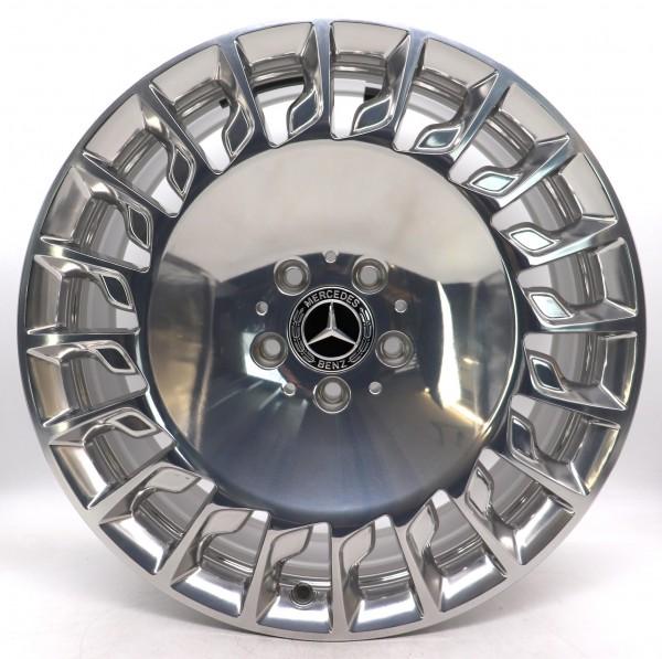 19Zoll Original Mercedes Maybach S-Klasse X222 W222 Alufelge A2224013700 HA 7