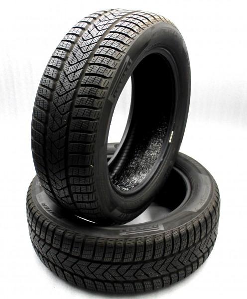 TOP 2x Winterreifen Pirelli Sottozero 3 Seal Inside 215/55R17 94H DOT14 6,7mm