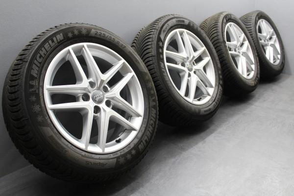 Original Audi A4 Allroad B9 8W 17Zoll Winterräder 8W9601025D 225/55R17