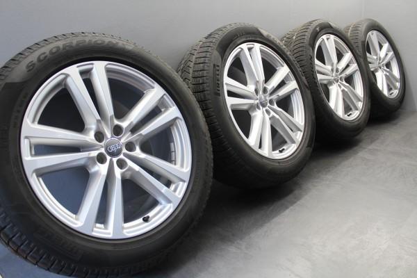>TOP< 4x20Zoll Original Audi sLine Q7 SQ7 4M Winterräder Winterreifen 4M0601025G