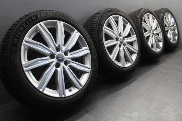 19Zoll Original Audi A6 4K C8 Dynamik Winterräder Reifen Felgen 4K0601025M
