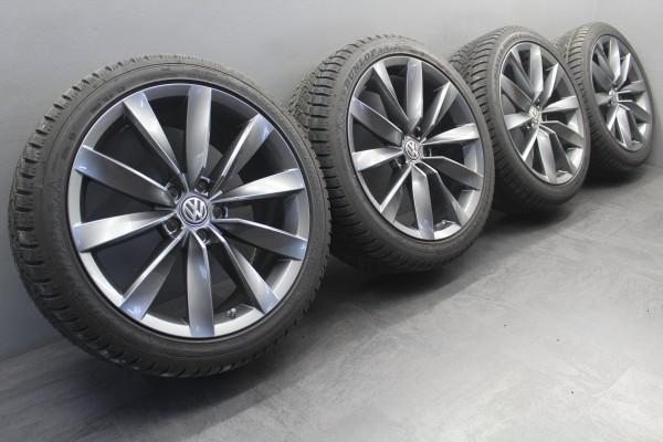>TOP< 4x 19Zoll Original VW Arteon Passat 3G Chennai Winterräder 3G8601025G