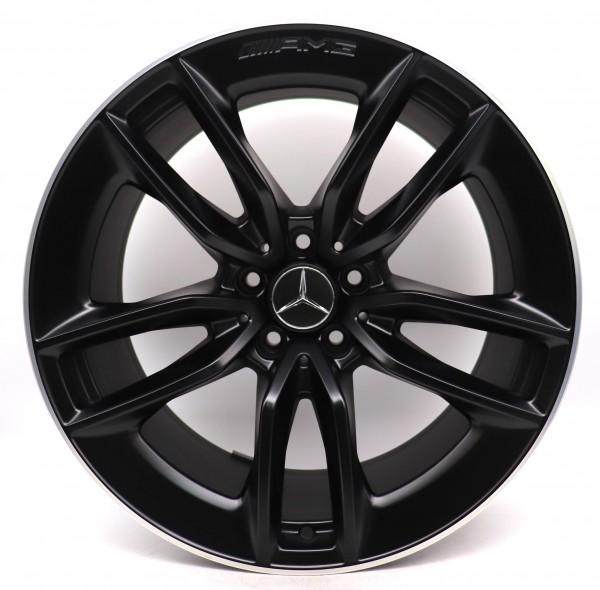 19Zoll Original Mercedes AMG GT X290 Alufelge A2904010300 11x19 ET17 HA 3
