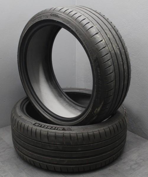 2x Sommerreifen 215/40R18 89Y XL Michelin Pilot Sport 4 DOT17 4,6mm
