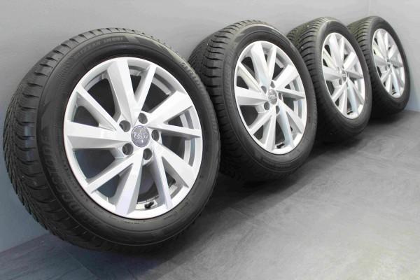 Original Audi sLine Q2 17Zoll Winterräder Winterreifen 81A601025C