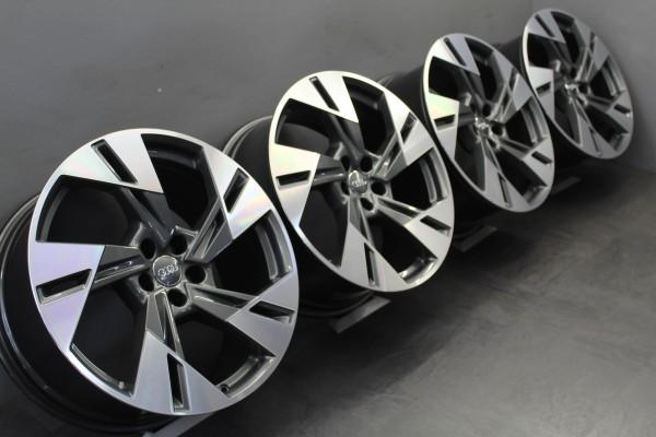 TOP 4x 20Zoll Original Audi E-TRON GE Alufelgen 4KE601025T AUDI SPORT