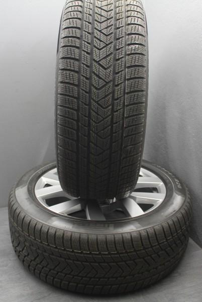>NEU<2x Winterreifen 285/45R20 112V XL AO Pirelli Scorpion Winter DOT18 DEMO
