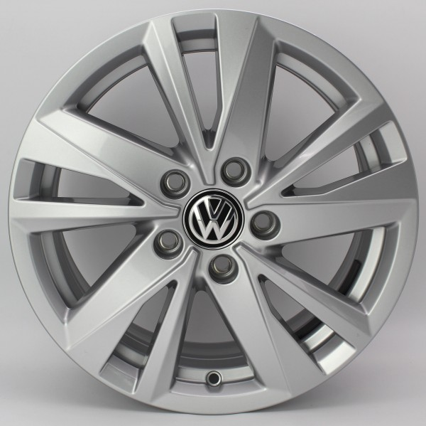 >TOP< 1x 16Zoll Original VW Touran 5T Karlstad Alu-Felge Alufelge 5TA601025Q