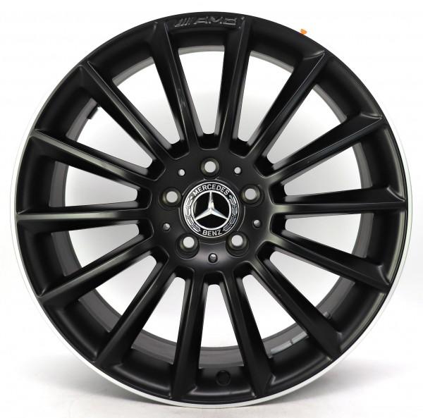 19Zoll Original Mercedes CLA C118 X118 AMG Alufelge A1184010300 8.5x19 ET55,2 B