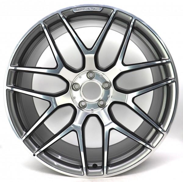 21Zoll Original Mercedes AMG GT X290 Alufelge A2904010900 11.5x21 ET30 HA 1