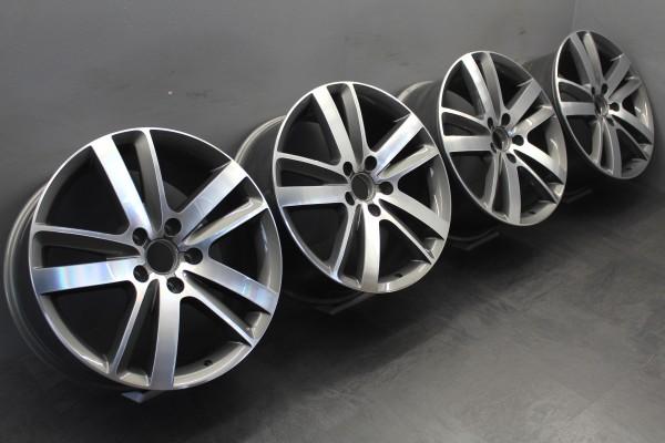 >NEU< 4x 20Zoll Original Audi Q7 4L Alu-Felgen 4L0601025BM 9x20 ET60