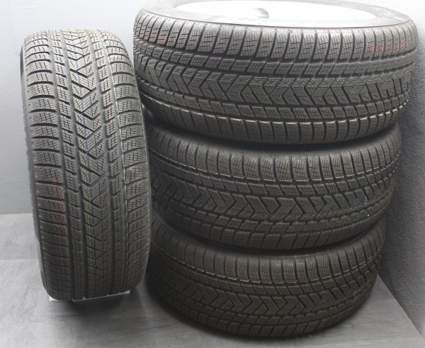 >NEU<4x Winterreifen 285/45R20 112V XL AO Pirelli Scorpion Winter DOT18 DEMO