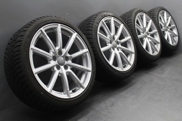 Original Audi sLine A1 S1 8X 17Zoll Winterräder 215/40R17 8X0601025BM