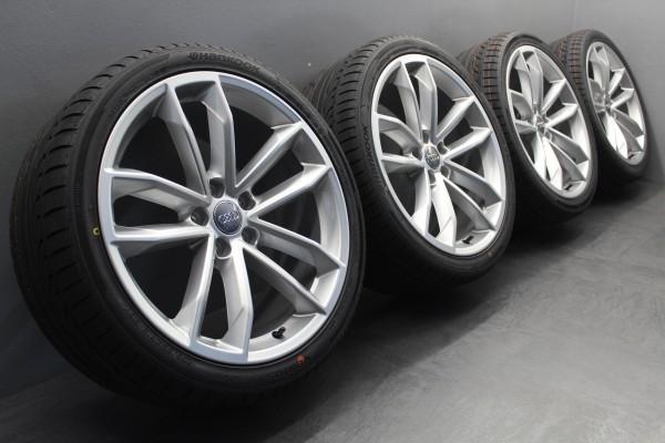19Zoll Original Audi sLine A5 S5 F5 Sommerräder Reifen Felgen 8W0601025DG