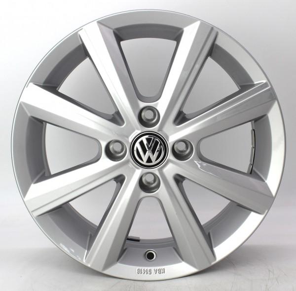 TOP 1x 15Zoll Original VW Up Merano Alufelge 1S0601025BP 5x15 ET33