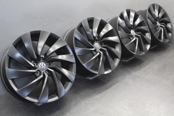 >TOP< 4x 20Zoll Original VW Arteon 3H R-Line Rosario Alu-Felgen 3G8601025D