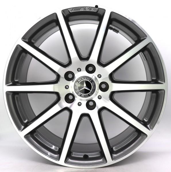 20Zoll Original Mercedes G63 AMG W463 Alufelge A4634011800 9.5x20 ET35