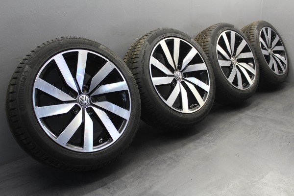 >TOP< 4x 18Zoll Original VW Passat 3G B8 Marseille Winterräder Reifen 3G0601025P