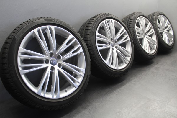 >TOP< 4x 20Zoll Original Audi A7 S7 4K C8 Winterrräder 4K8601025F