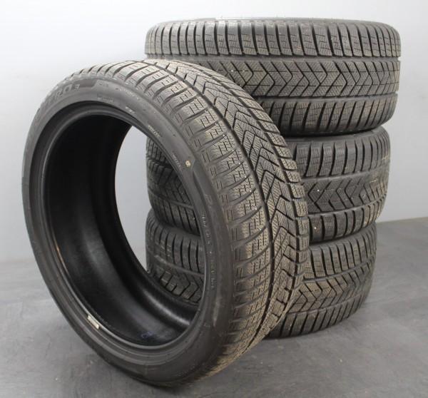 4x Winterreifen 265/40 R20 104V XL AO Pirelli Sottozero 3 DOT18 7,3mm