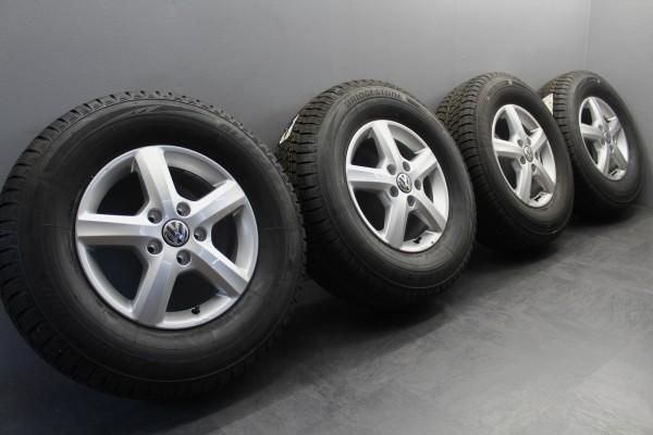 >TOP< 4x 16Zoll Original VW Amarok 2H Aspen Winterräder Winterreifen 2H0071496A