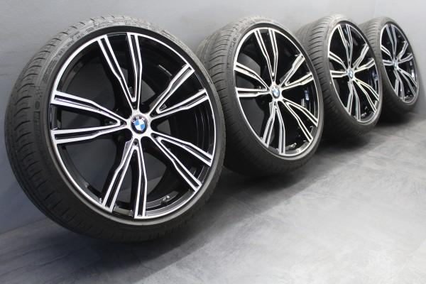 20 Zoll Original BMW 730i 8er G14 G15 Sommerräder 8072027 8072028 BMW Individual